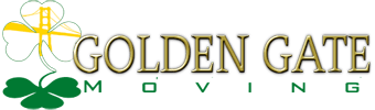 Golden Gate Moving Logo
